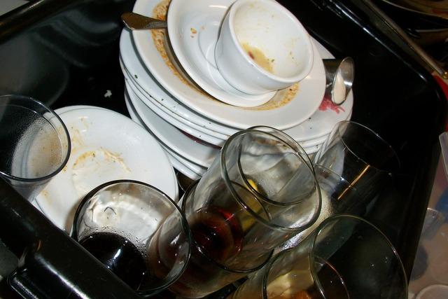 nádobí