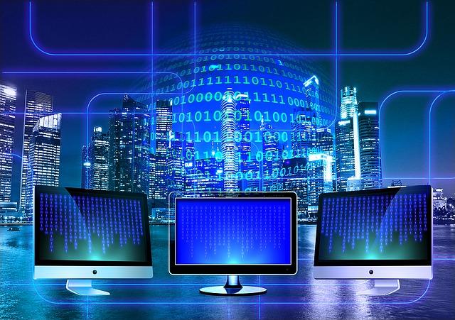 internet a monitory