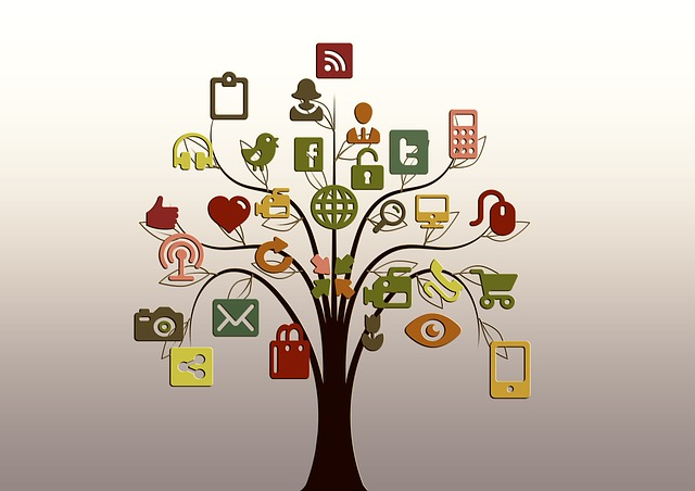 strom internetu
