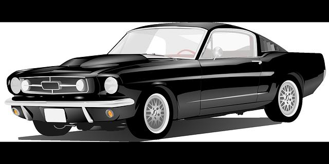 sportovní auto